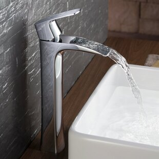 Fresca Fortore Deck Mount Vessel Faucet