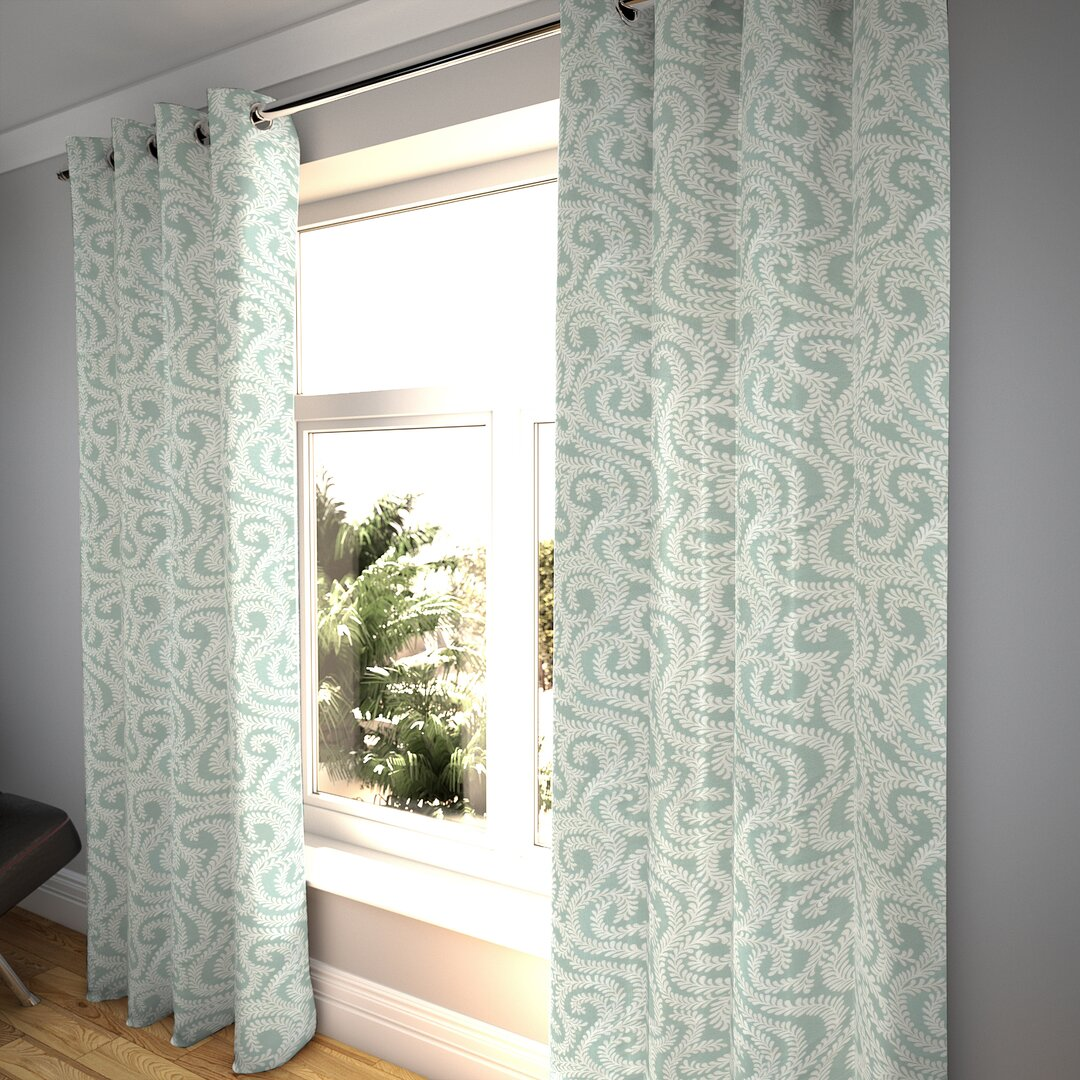 Holoman Tailored Eyelet Blackout Thermal Curtains