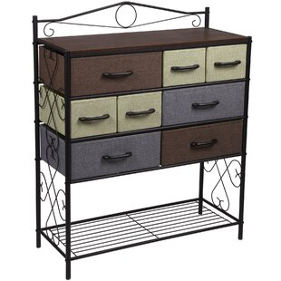 Brundrett 8 Drawer Storage Chest by Fleur De Lis Living
