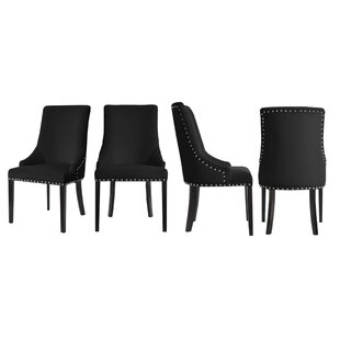 Pippa Upholstered Dining Chair (Set Of 4) By BelleFierté