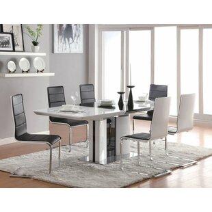 Orren Ellis Overkamp 9 Piece Extendable Dining Set
