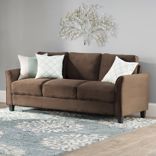 Celestia Curved Arm Sofa Reviews Birch Lane