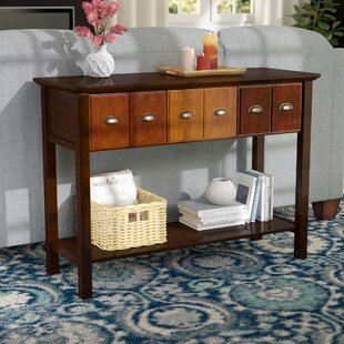 Read Reviews Briarcliff Console Table ByAlcott Hill