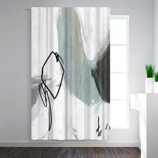 Abstract Blackout Curtains You Ll Love In 2021 Wayfair