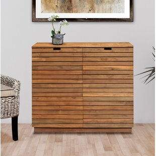Sharice 2 Drawer Combo dresser