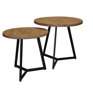 Erwin 2 Piece Nest Of Tables By Williston Forge