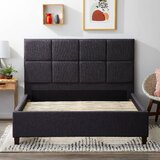 Annifer Upholstered Low Profile Platform Bed by Latitude Run®