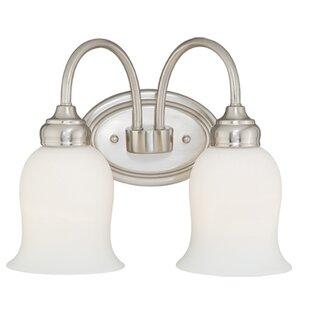 Charlton Home Febus 2-Light Vanity Light
