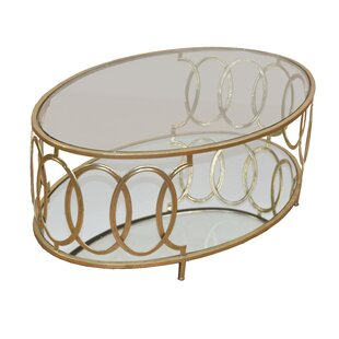 Swanson Coffee Table By Canora Grey