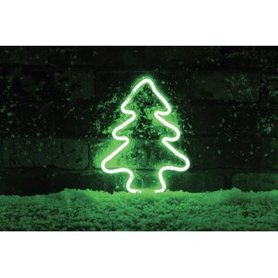 Green String Lights Image