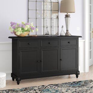 Read Reviews Leonard 3 Drawer 3 Door Accent Cabinet By August Grove