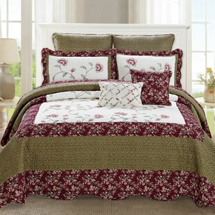 Maribel 7 Piece Quilt Set