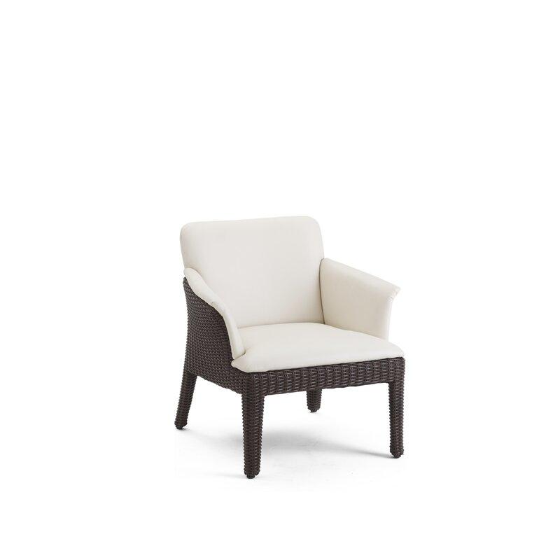 Domus Ventures Bliss Patio Chair Wayfair