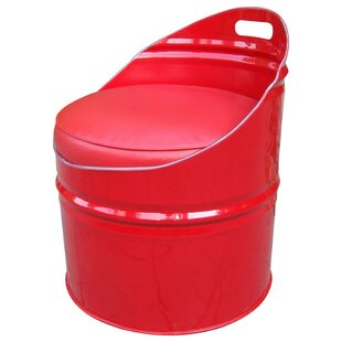 Drum Works Furniture Very Red Chair with ..