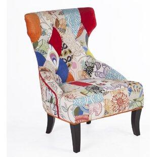 dCOR design Eberarado Wing Lounge Arm Chair