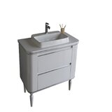 Archambault 40 Single Bathroom Vanity Set by Orren Ellis