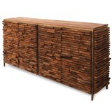 Parsons 80 Wide Solid Wood Credenza by Loon Peak®