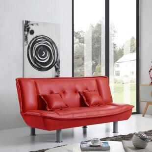 Zipcode Design Skyee Modern Convertible Sofa