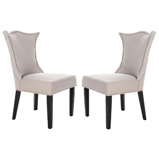 Mcdaniel Upholstered Side Chair (Set of 2) by Willa Arlo Interiors