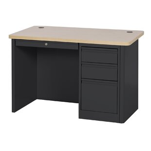900 Series Single Pedestal Computer Desk