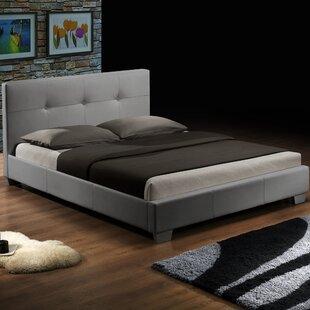 Wade Logan Ayana Upholstered Platform Bed