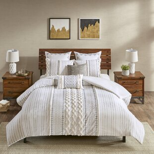 Jenkinsburg 100% Cotton 3 Piece Duvet Cover Set