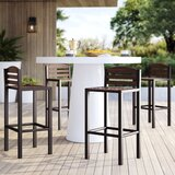Awesome Oil Rubbed Bronze Bar Stools Wayfair Gmtry Best Dining Table And Chair Ideas Images Gmtryco
