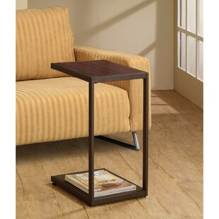 Decarlo End Table by Wrought S..