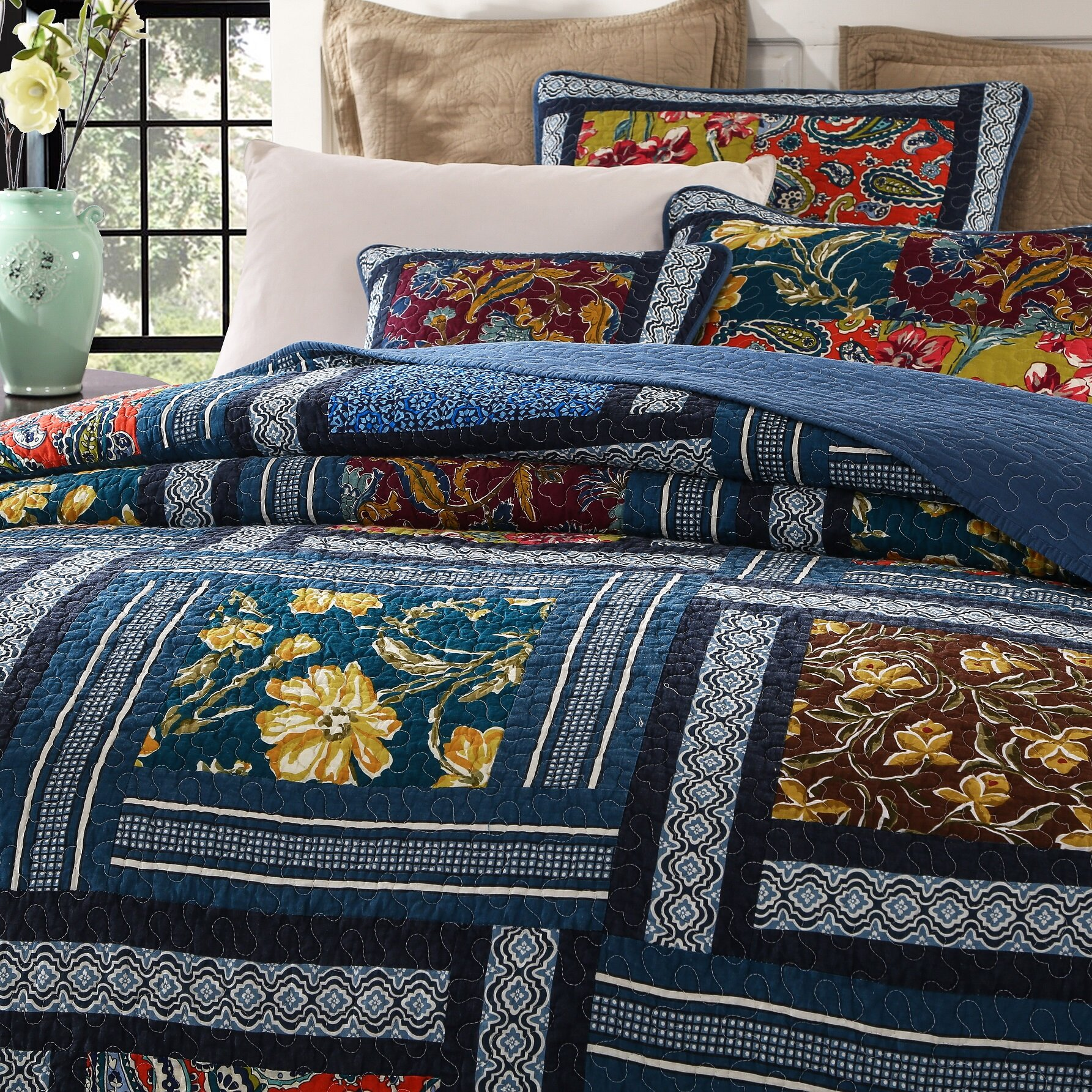 comforter your choice and set bedding choose bundle zone co sheet bohemian