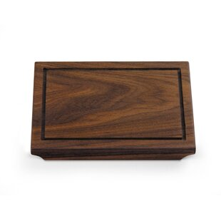 Mini Bar Block with Groove by Martins Homewares