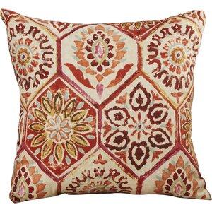 Dyanna Cotton Throw Pillow