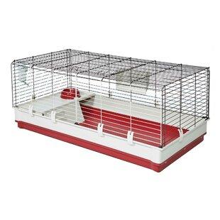 Wabbitat Extra Long Small Animal Rabbit Cage