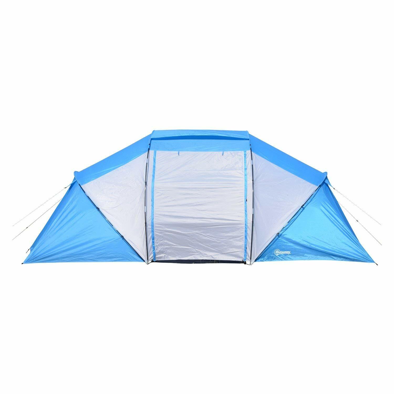 Garten Living Hobby Camping Zelt Joaquin für 4 8 Personen