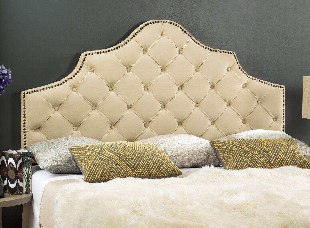 Christophe Upholstered Panel Headboard