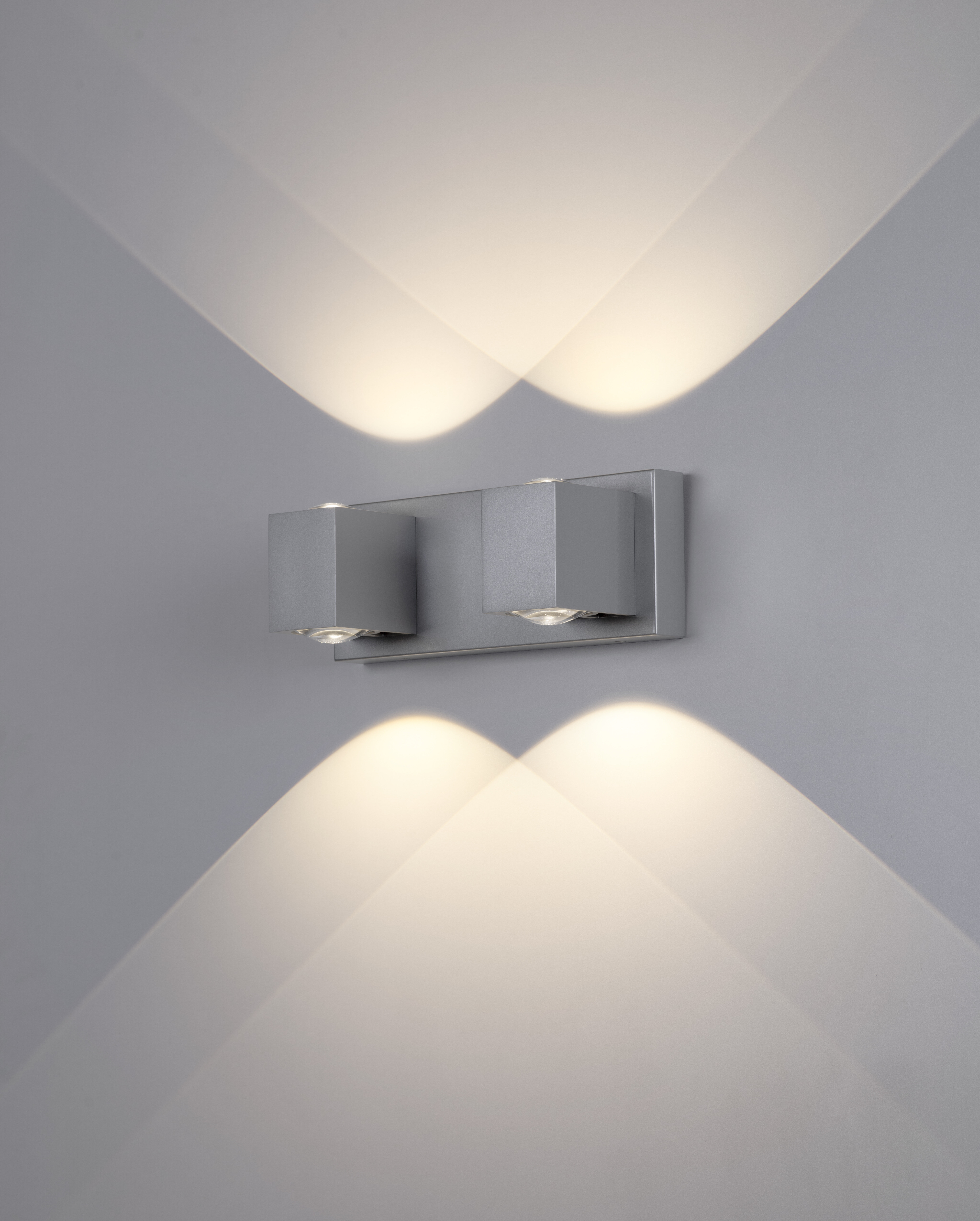 Image of: Orren Ellis Dajad 2 Light Led Dimmable Wall Sconce Wayfair Ca