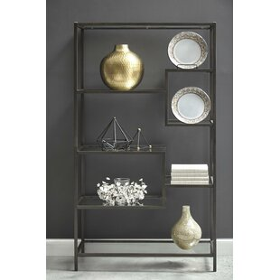 Affordable Price Jacques Etagere Bookcase ByWrought Studio