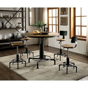 Marigold 5 Piece Counter Height Dining Set 17 Stories