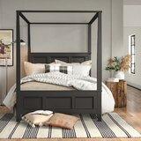 Alanya Sleigh Configurable Bedroom Set by Astoria Grand