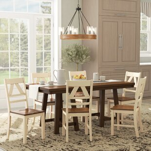 Castleford 7 Piece Dining Set by August G..