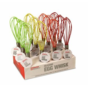 Silicone Whisk (Set of 4)