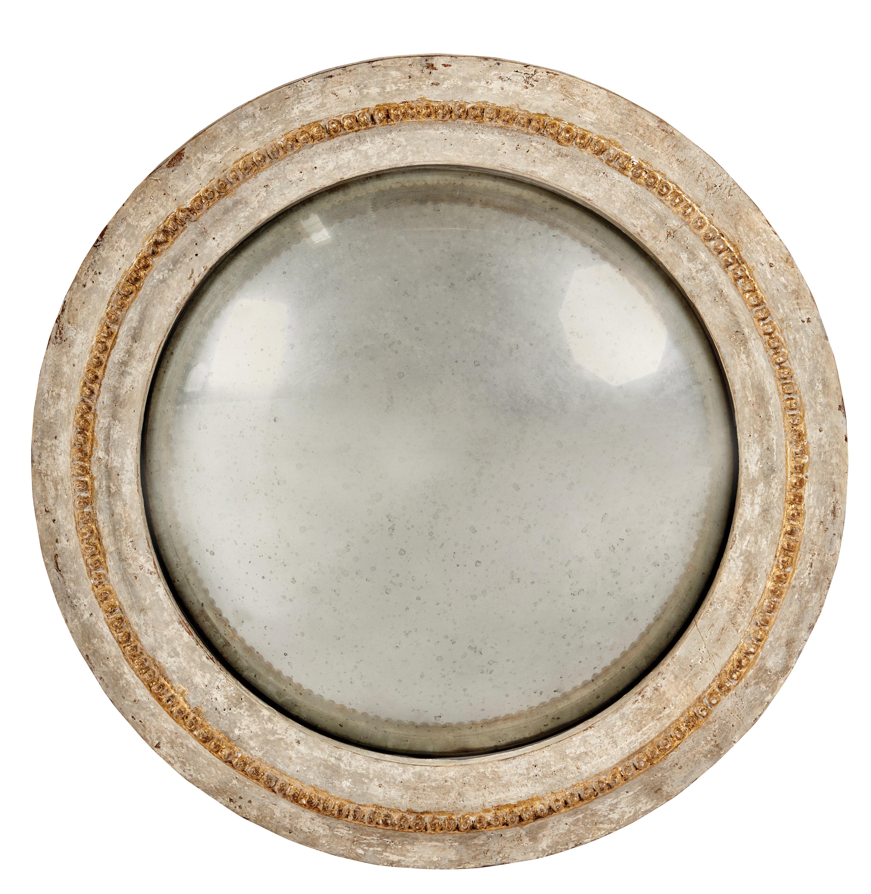 Aidan Gray Camilla Industrial Beveled Distressed Accent Mirror Wayfair