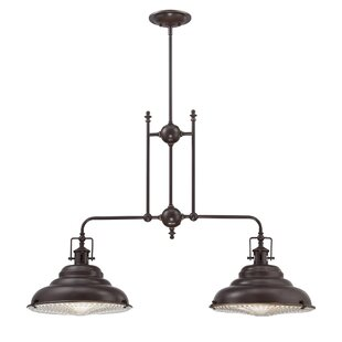 Trent Austin Design Lomonaco 2-Light Kitchen Pendant Light