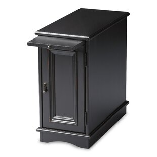Trevion End Table With Storage by Alcott Hill Looking for