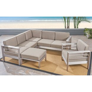 Royalston Modular Sectional with Ottoman by Brayden Studio