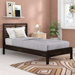 Frederic Bed Frame By Brambly Cottage