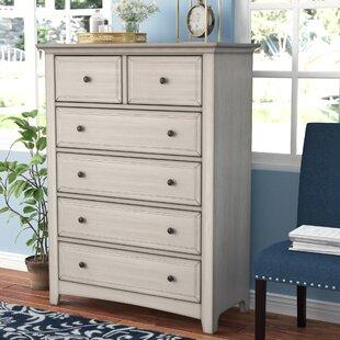 Woodside 5 Drawer Dresser by Three Posts