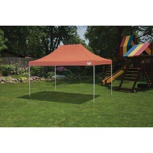 11 Ft. W x 16 Ft. D Steel Pop-Up Canopy by ShelterLogic
