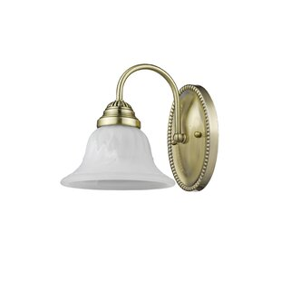 Nicolas 1-Light Bath Sconce by..