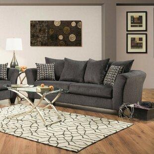 Strohm Charcoal Sofa