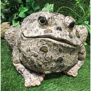 Winston Porter Perrault Toad Hollow Classic Statue